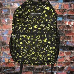 Marc New York Green/Black Backpack BRAND NEW